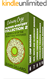 Culinary Cozy Murder Collection 2 - Books 6-10 of the Donut Hole Cozy Series (Donut Hole Cozy Mystery)