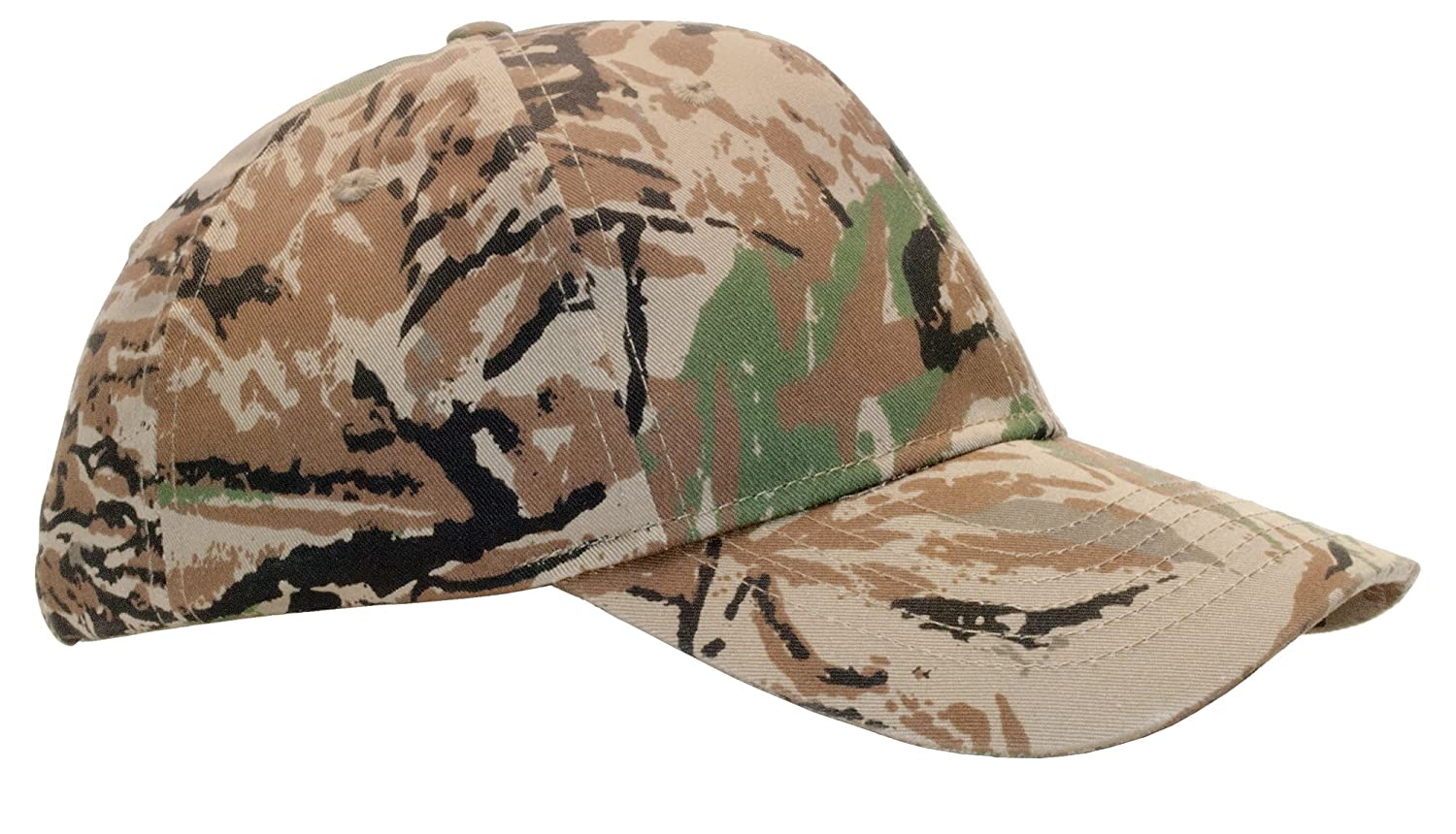 ERB Safety 28840 H64 Ball Cap, One Size, Camouflage Green Standard Plumbing Supply