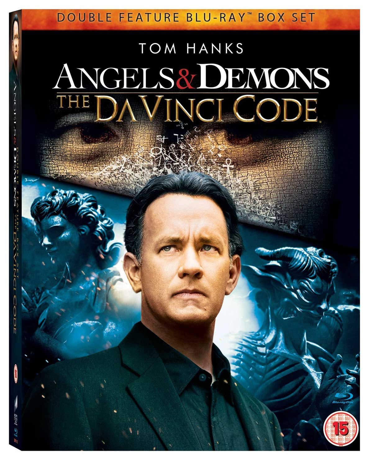 The Da Vinci Code / Angels and Demons [Blu-ray] [2009] [Region Free]