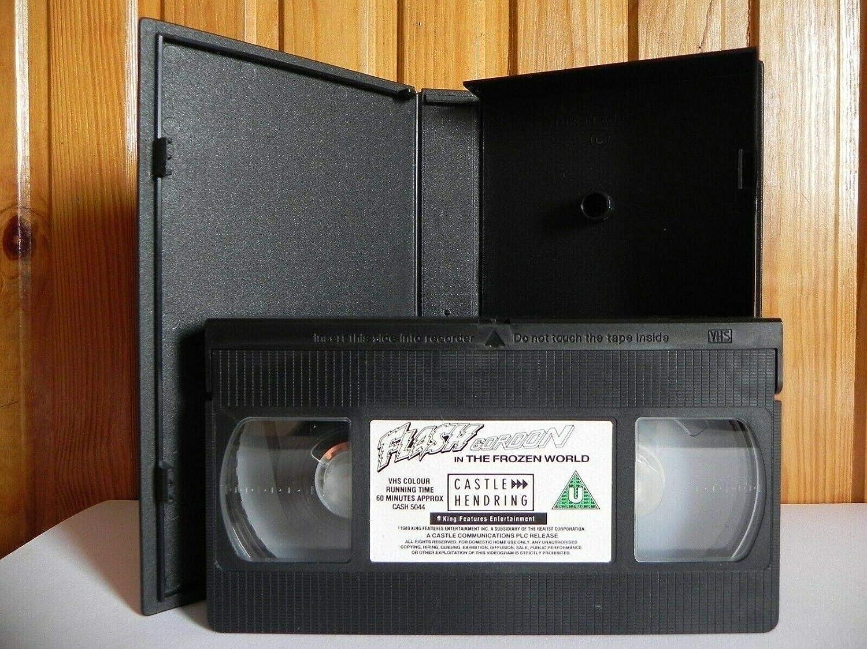 Flash Gordon-Frozen World [VHS]: Amazon.es: Cine y Series TV