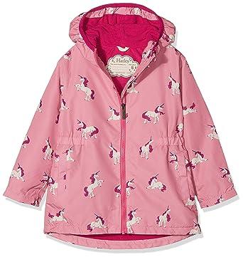 7a0662aeaa34 Amazon.com  Hatley Kids Womens Majestic Unicorns Microfiber Rain ...