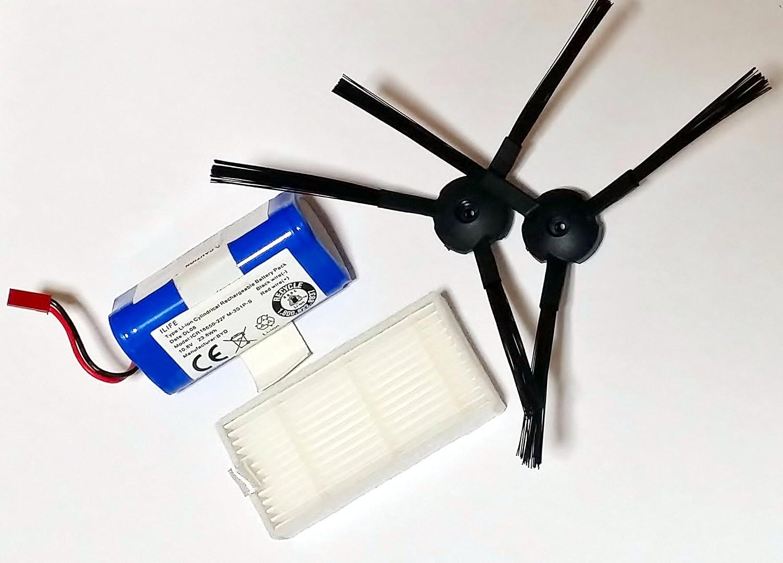 Robot aspirador Easyhome Sr 3001 – 1 par de 1 filtro HEPA y ...