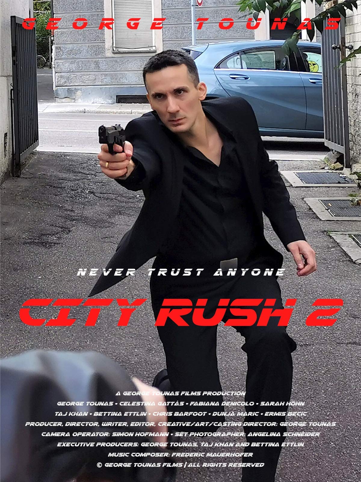 City Rush 2 on Amazon Prime Video UK
