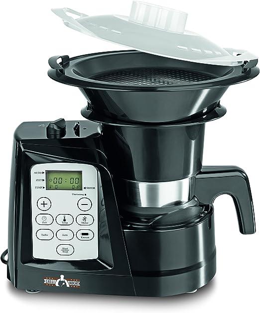 TV Unser Original 6334 - Robot de cocina, 1400 W, color negro ...