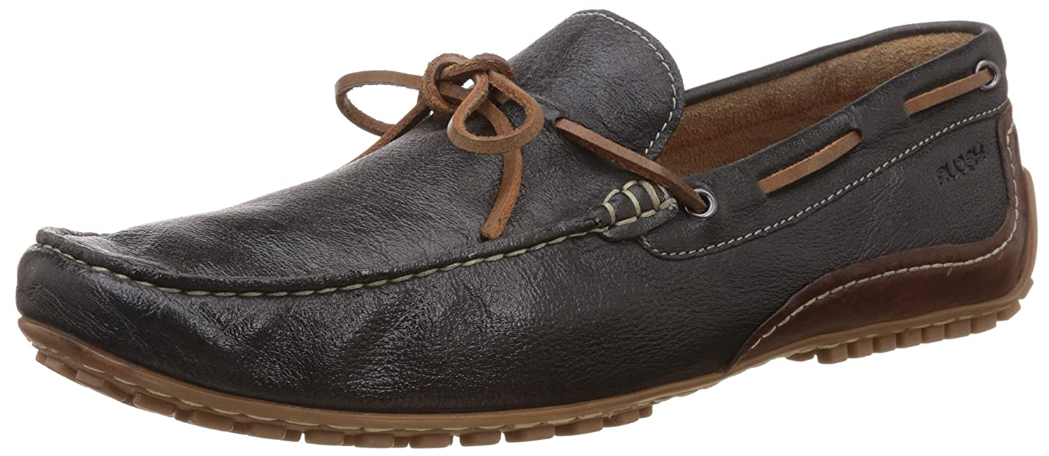 Ruosh Men's Leather Loafers and Mocassins