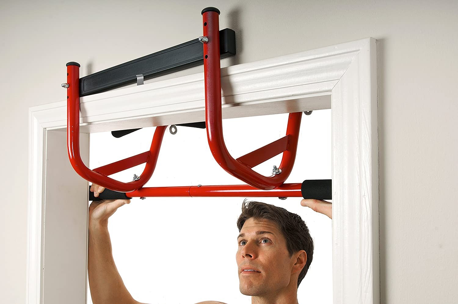 Amazon.com : Elevated Chin Up Station by GoFit : Pull Up Bars : Sports \u0026 Outdoors