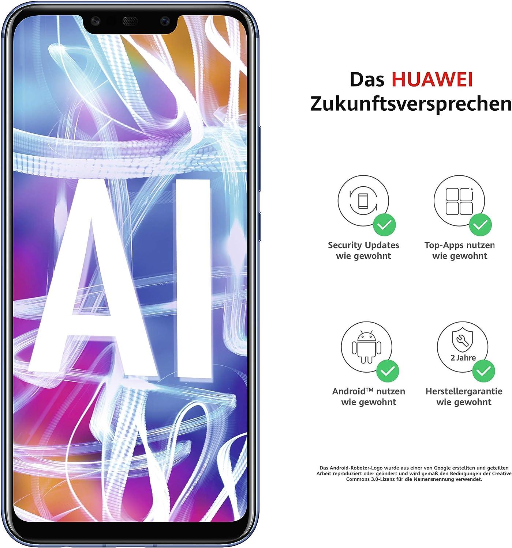 Huawei Mate20 lite Dual Nano-SIM Smartphone BUNDLE 6.3: Amazon.de: Elektronik - Huawei Mate
