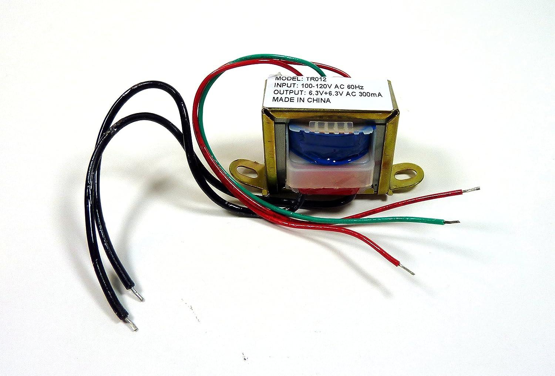 Power Transformer 12.6V-300mA Philmore LKG