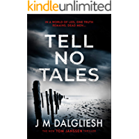 Tell No Tales: A chilling British detective crime thriller (The Hidden Norfolk Murder Mystery Series Book 4) (English Edition)