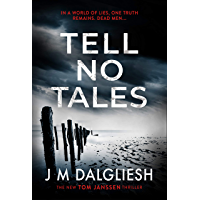 Tell No Tales: A chilling British detective crime thriller (The Hidden Norfolk Murder Mystery Series Book 4)