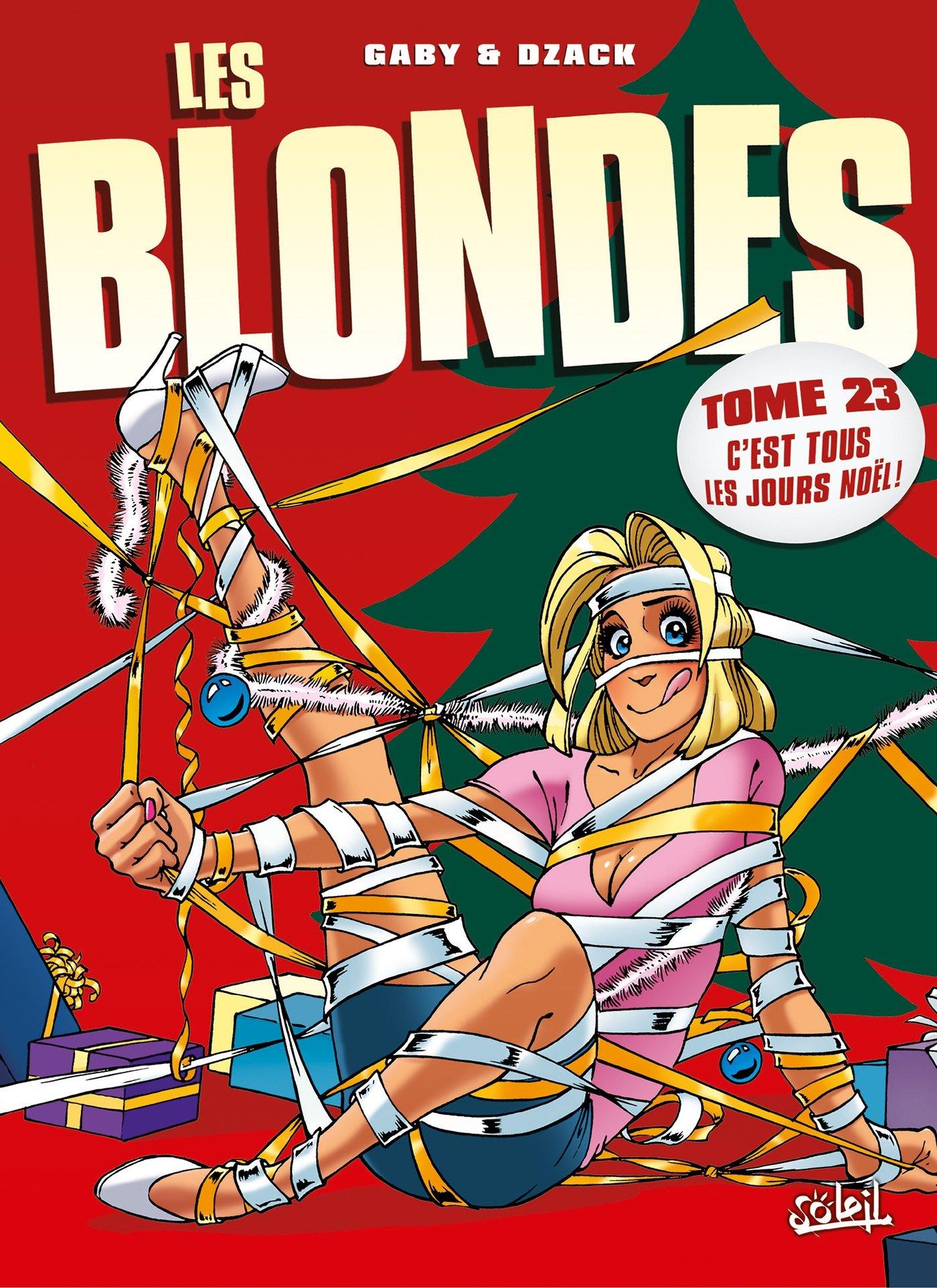 Les blondes - 28 tomes
