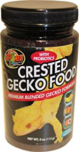 Zoo Med Crested Gecko Food - Tropical Fruit - 2 oz