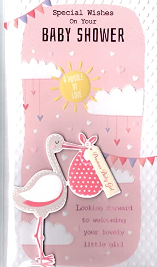 Baby shower greetings card boy or girl from alexanders amazon baby shower greetings card boy or girl from alexanders m4hsunfo