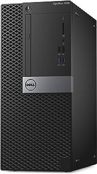 Amazon Com Dell Optiplex 7050 Tower Desktop Computer Intel Core I5 7500 8gb Ddr4 500gb Hard Drive Windows 10 Pro 9443k Computers Accessories