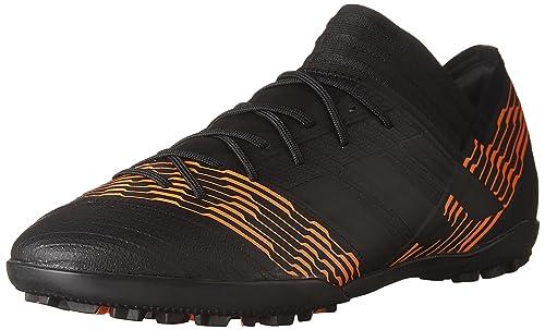2675b135 Adidas Performance 17.3 TF Nemeziz Tango - Playera para Hombre, Core Black/ Core Black