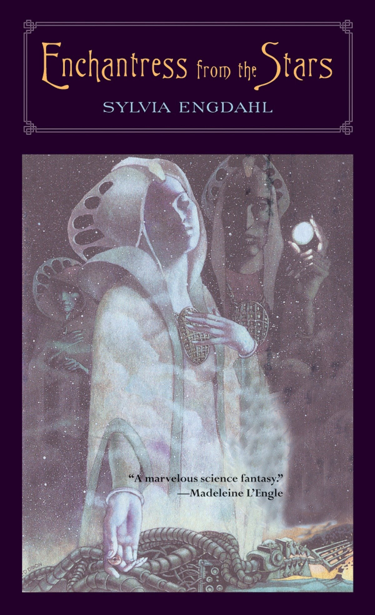 Read Online Enchantress from the Stars ebook