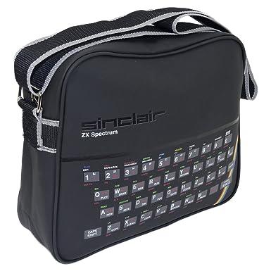 Amazon.com: Vitamin T Bolsa para hombre Spectrum Sinclair ZX ...