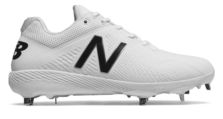 (ニューバランス) New Balance 靴シューズ メンズ野球 4040v4 Elements Pack White ホワイト US 7 (25cm) B075893XMJ