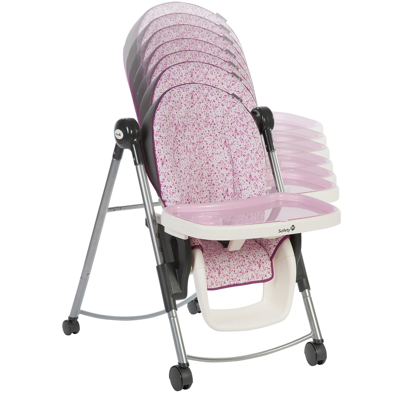 Amazon.com: Safety 1st Silla alta adaptable, Sorbet: Baby