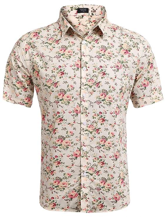 5f64ac9dde 6 prendas con estampado floral para hombres que estarán de moda esta ...