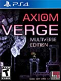 Axiom Verge: Multiverse Edition - PlayStation 4