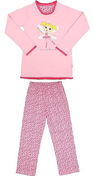 Cornette Niña Pijamas Conjunto Pijamas Niña Invierno Verano CR-811-Sweet-Sueños (