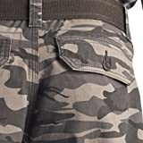 Lee Men's Big and Tall New Belted Wyoming Cargo