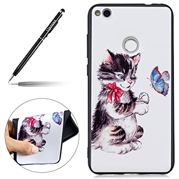 coque pour huawei p8 lite 2016 chat