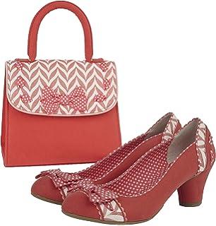 63775506e926 Ruby Shoo Women s Ophelia Court Shoe Pumps  Amazon.co.uk  Shoes   Bags