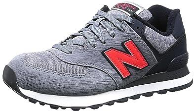 bcb899a78d Amazon.com | New Balance Women's WL574 Sweatshirt Pack Running Shoe ...