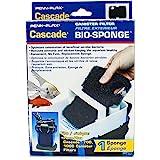 Penn Plax Cascade 700/1000 GPH Canister Filter Aquarium Bio Sponge Replacement, 1 Pack