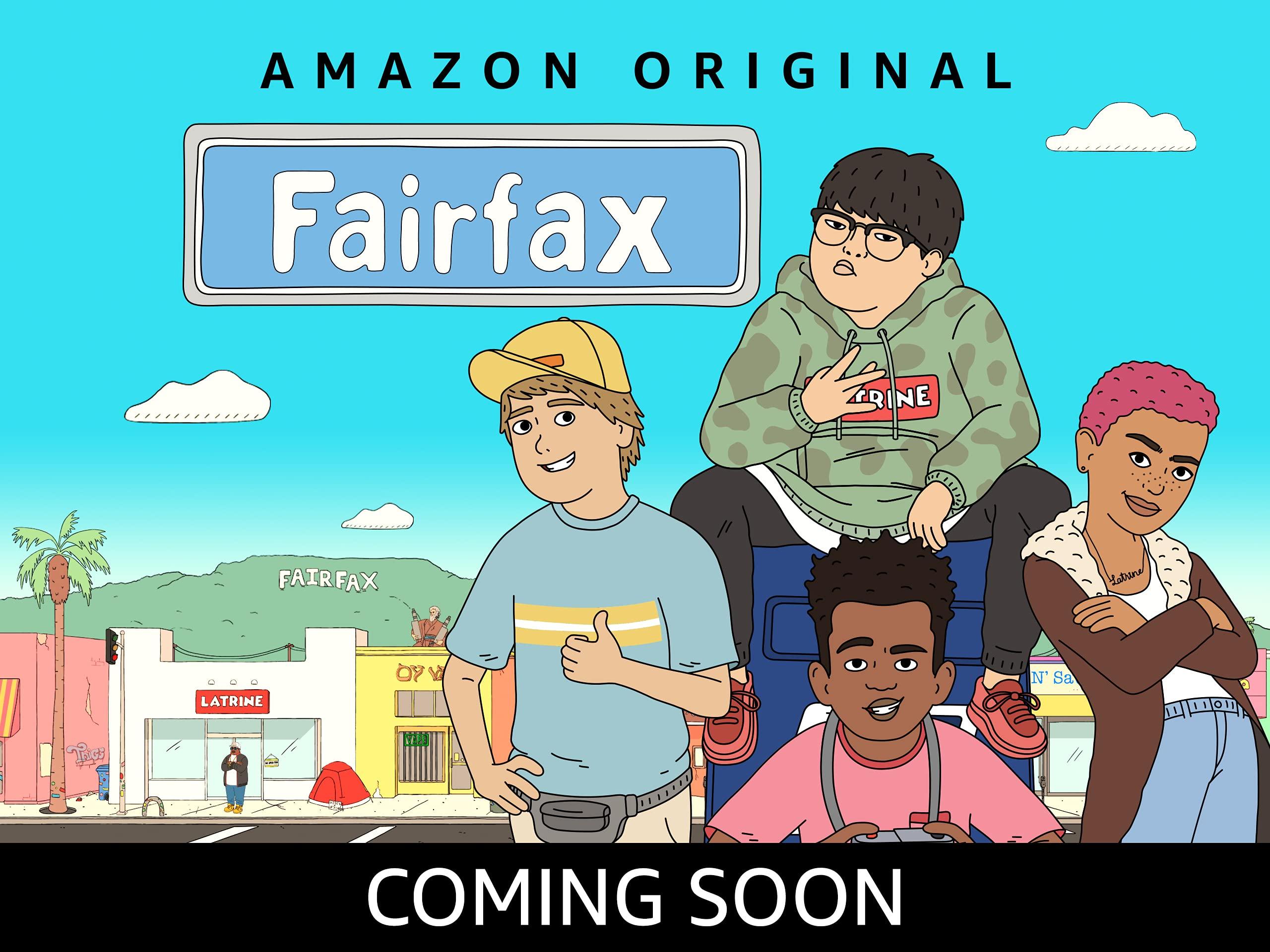Fairfax on Amazon Prime Video UK