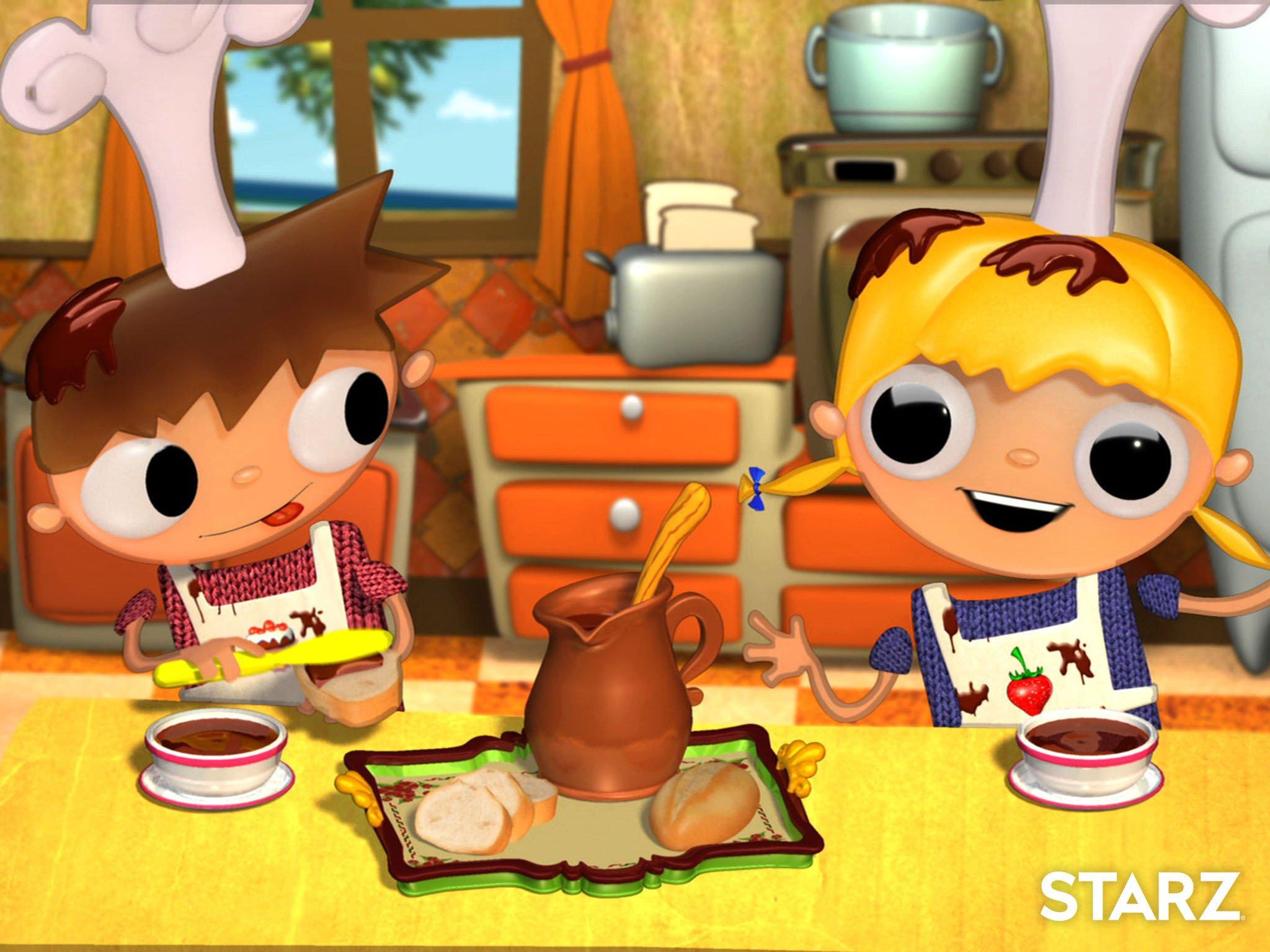 Amazon.com: Telmo & Tula: Pequeños Cocineros: Alex Colls Peyra