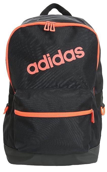 Adidas BP Daily Mochila, Hombre, Negro (Rojsol), NS