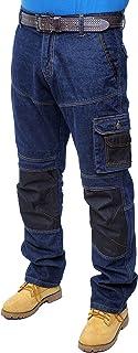 Prime Pantaloni da Lavoro da Uomo Pantaloni da Lavoro Cargo da Combattimento Multi Tasche BLJ-02