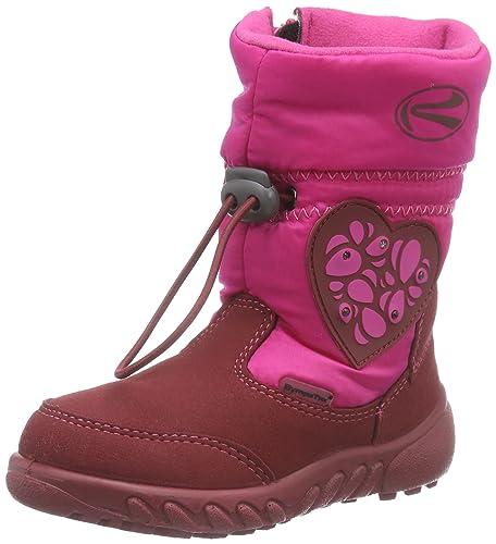 Richter Kinderschuhe Mädchen Husky Schneestiefel, Pink (Fuchsia/Steel), 30 EU
