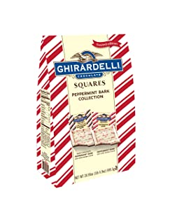 Ghirardelli Limited Edition Peppermint Bark XXL Bag, 20.99 oz.