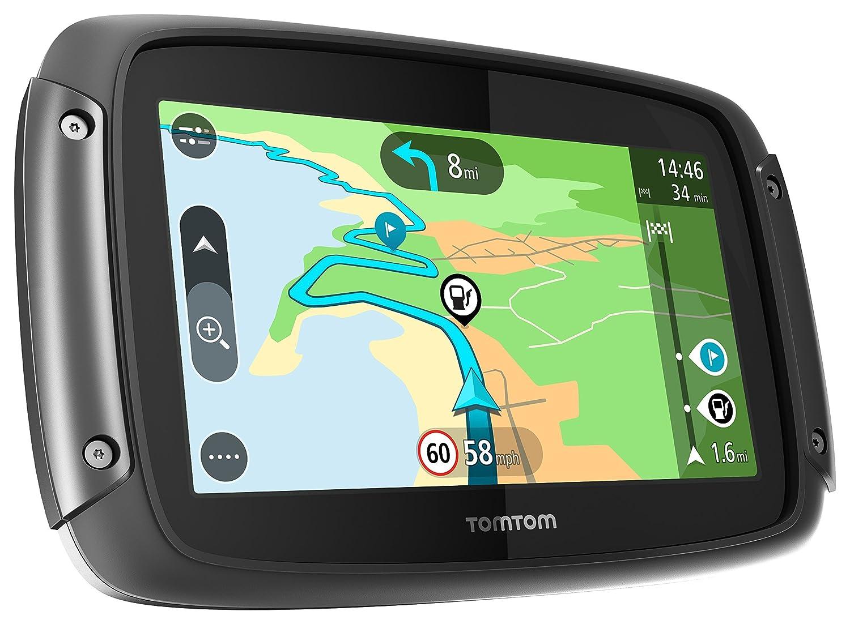 TomTom Rider 42 Central Europe navegador - Navegador GPS: Amazon.es: Electrónica