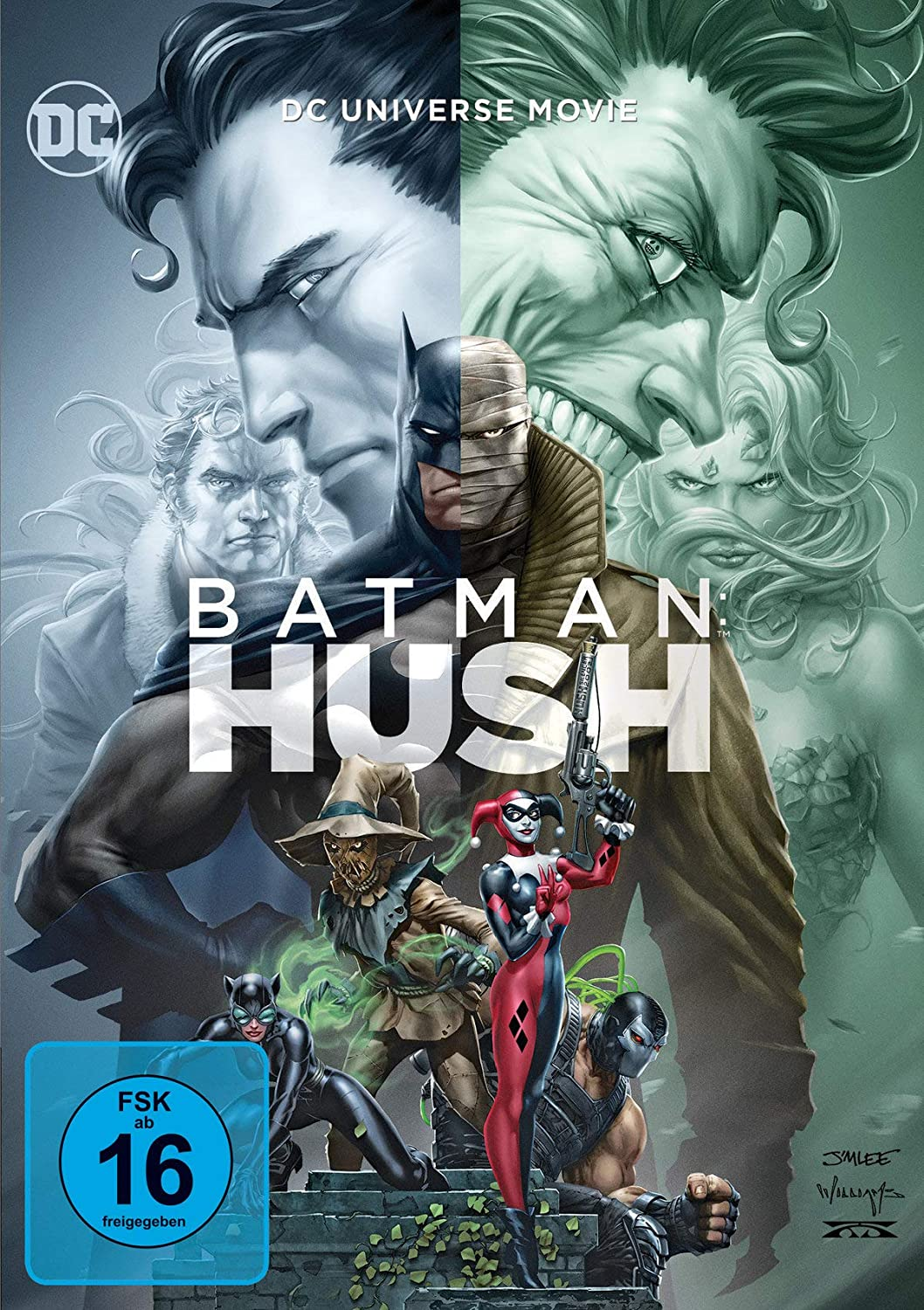 Batman: Hush [Alemania] [DVD]: Amazon.es: Justin Copeland ...