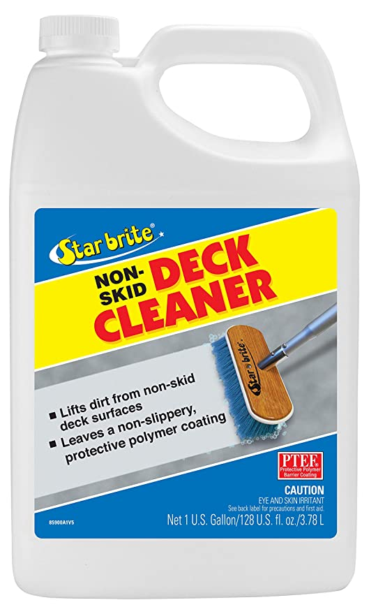 Star Brite Non-Skid Deck Cleaner with PTEF