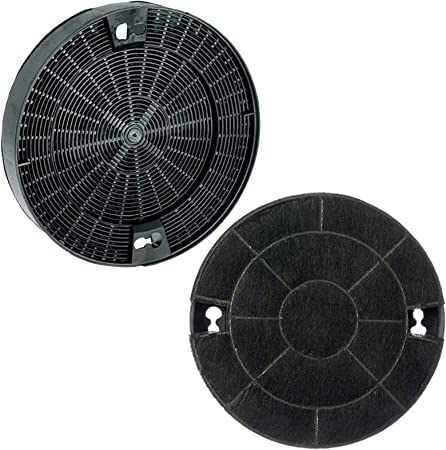 Electrolux Type 29 - Filtro de ventilación de carbono para campana extractora (190 x 35 mm), producto oficial: Amazon.es: Hogar