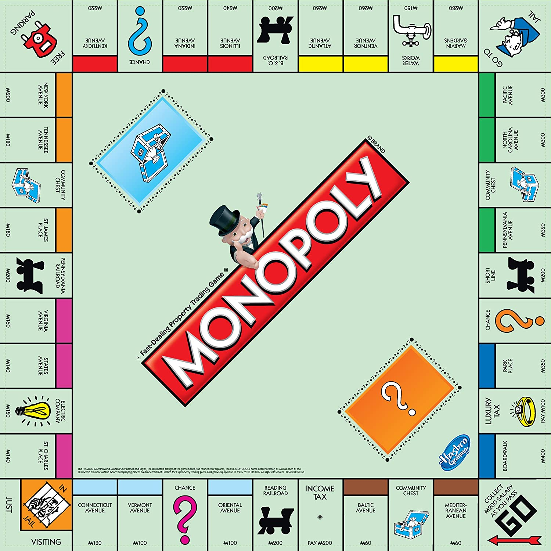 Juego de Mesa Monopoly: Amazon.es: Juguetes y juegos