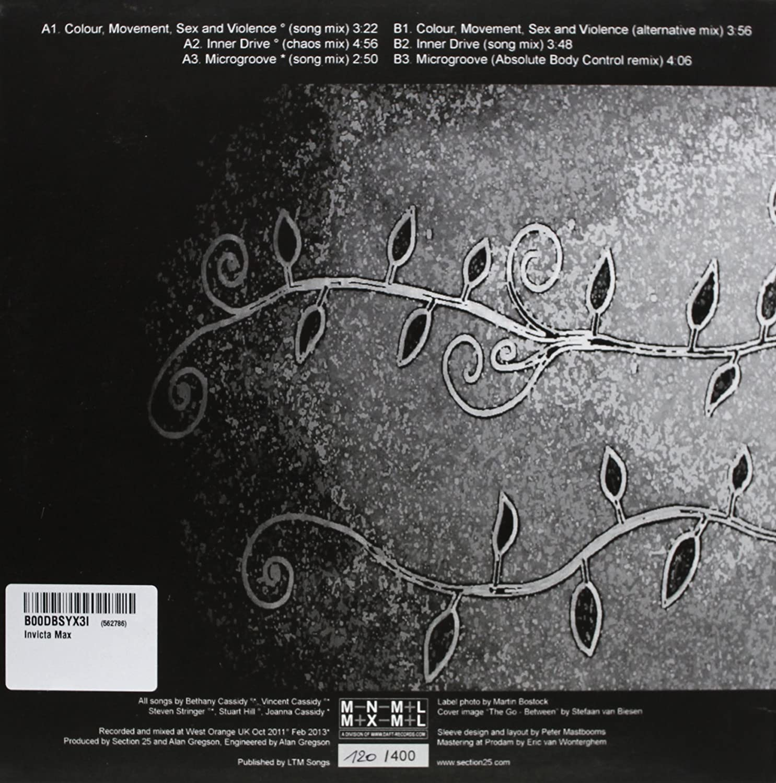 Section 25 - Invicta Max - Amazon com Music