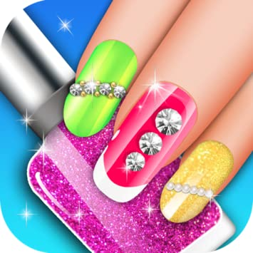 Amazon Princess Nail Art Salon Appstore For Android
