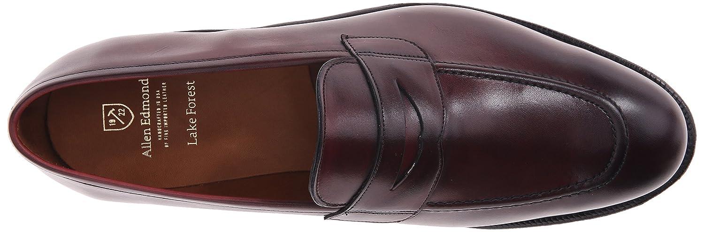 c68c95ed162 Allen Edmonds Men s Lake Forest Penny Loafer  Amazon.co.uk  Shoes   Bags