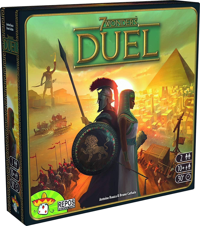 Unbekannt Repos Production 692423 – 7 Wonders Duel: Amazon.es: Juguetes y juegos