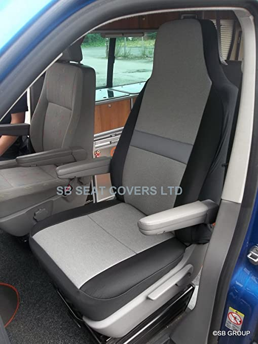 r SUITABLE FOR FIAT DUCATO MOTORHOME SEAT COVERS SHEEN MH-108
