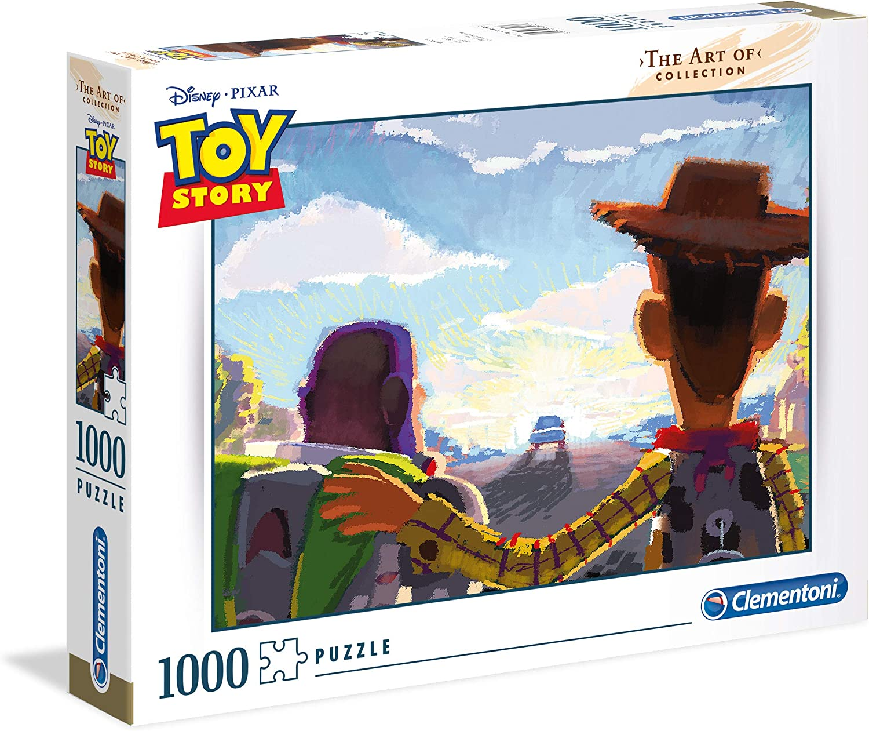 102 x 146 cm Puzzle 4000 pezzi Disney Animation STORIA