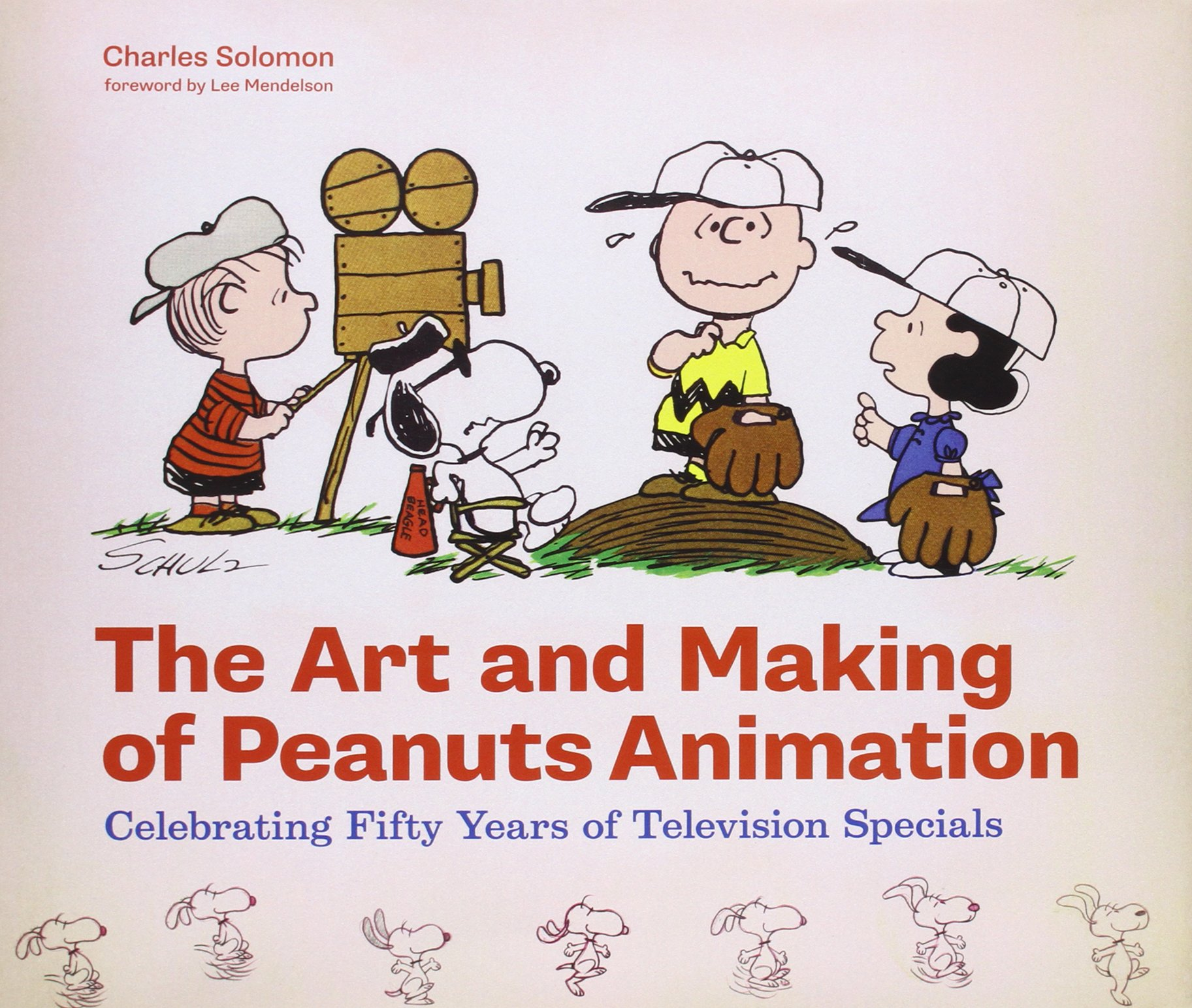 Read Online The Art and Making of Peanuts Animation: Celebrating Fifty Years of Television Specials PDF