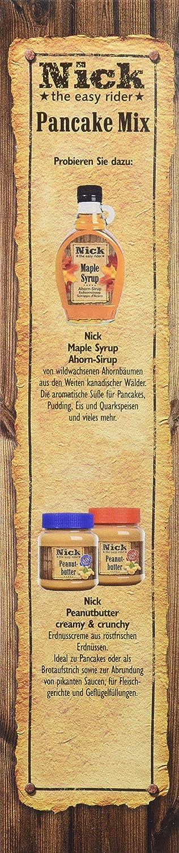 Nick Mezcla para Panqueques - Paquete de 8 x 400 gr - Total: 3200 gr: Amazon.es: Alimentación y bebidas